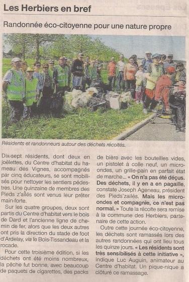 Presse Hameau des Vignes