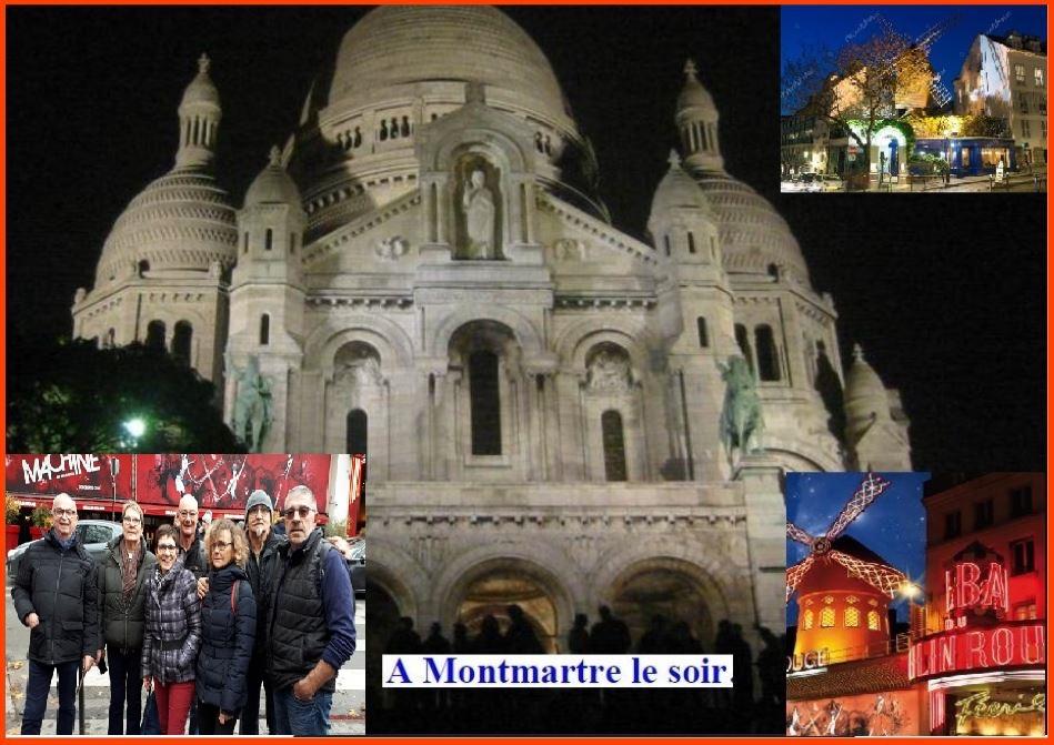 Rando à Montmartre
